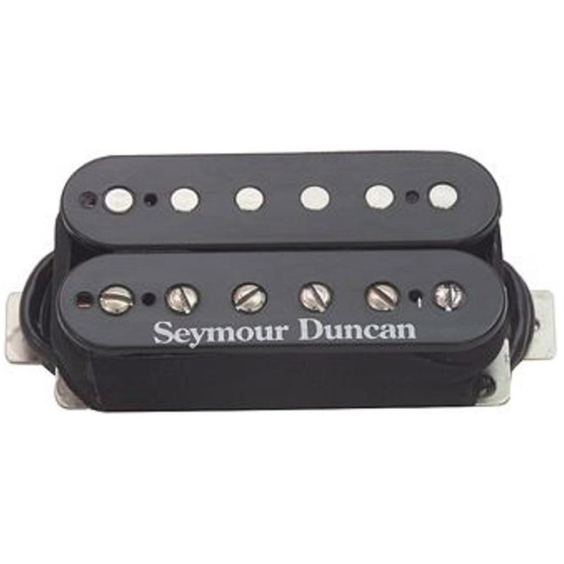 Seymour Duncan SH-6B Distortion Black Humbucker Bridge Guitar Pickup 11102-21-B