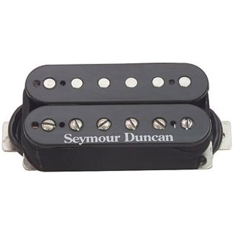 Seymour Duncan SH-6B Distortion Black Humbucker Bridge Guitar Pickup 11102-21-B