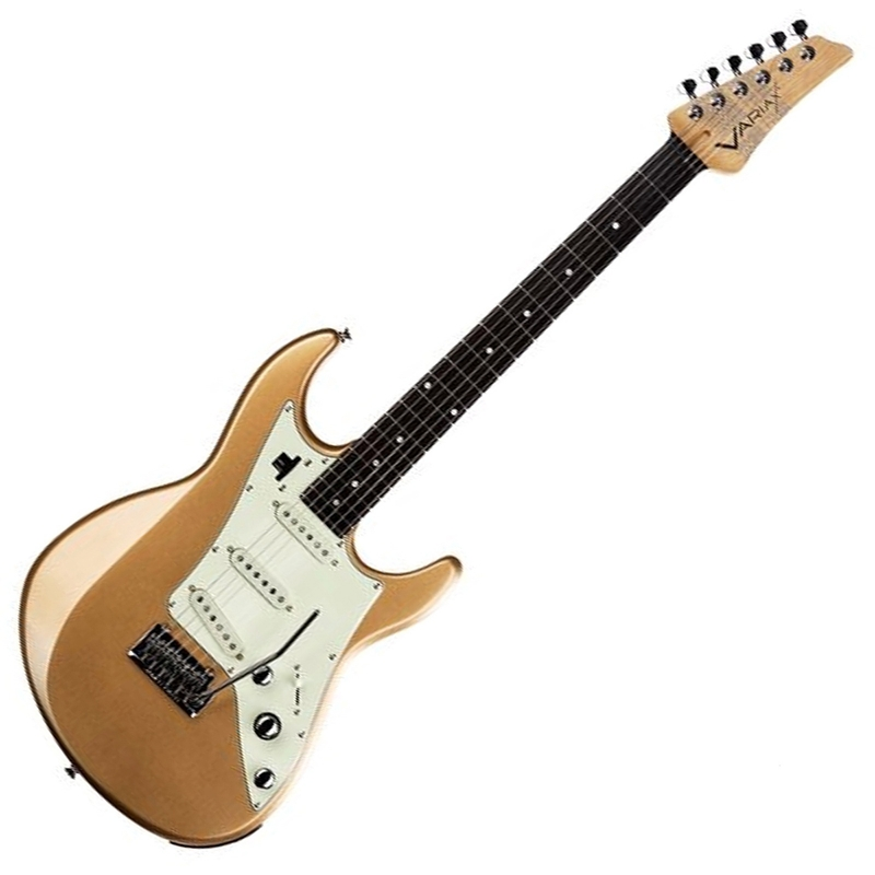 Line 6 JTV-69S James Tyler Variax Electric Guitar (Shoreline Gold)