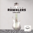 Kala AQ-UBASS-RUMBLER silver Rumblers U-Bass Strings