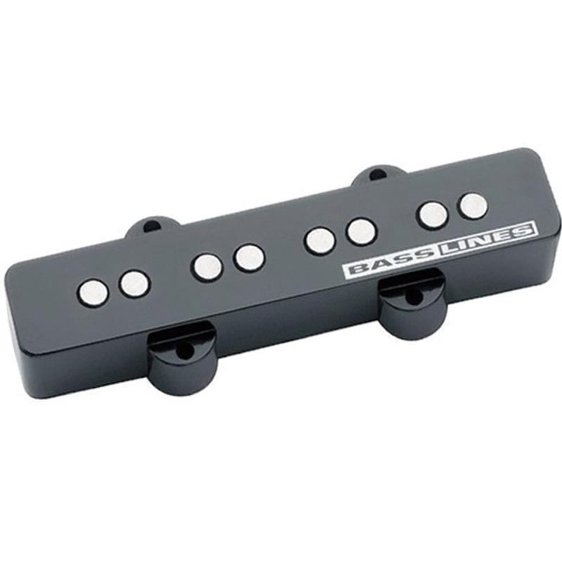 Seymour Duncan SJB-2b Hot for Jazz Bass Pickup Bridge 11402-02