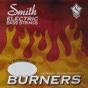 Ken Smith BBM-6N Burners NPS Nickel Plated 6-String Electric Bass Strings, Taper Core, Medium (30-130)