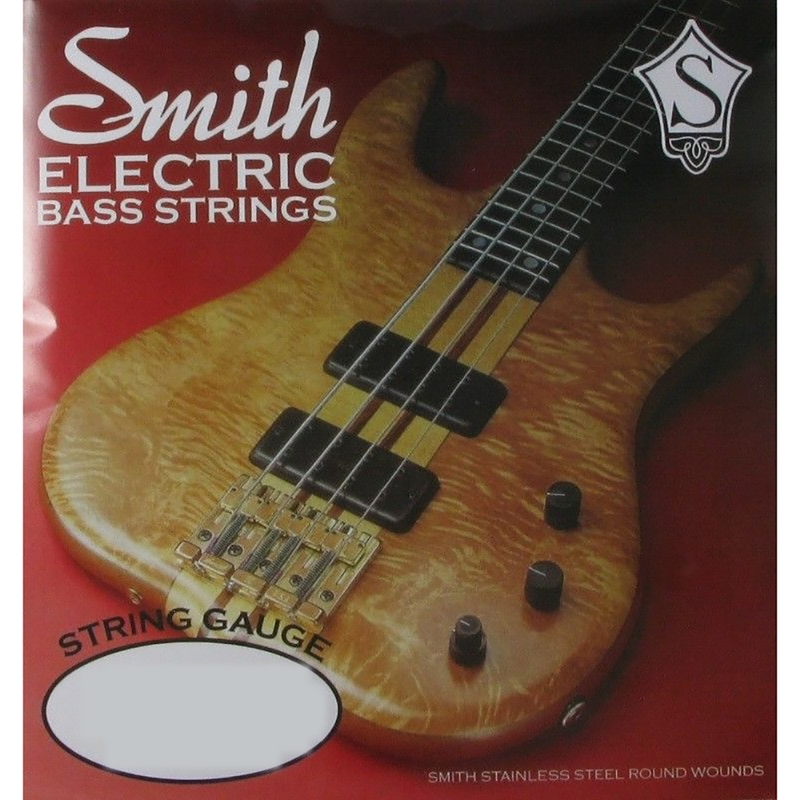 Ken Smith SM-SL Slap Masters Electric Bass Strings, Super Light (35-95)