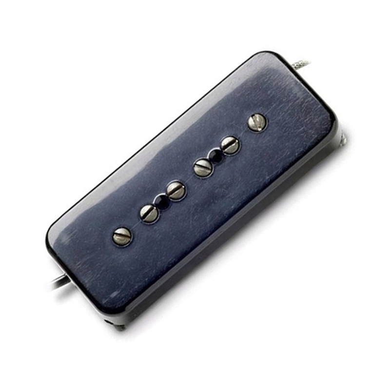 Seymour Duncan Antiquity Guitar Pickups P-90 Soapbar Neck Black 11034-61