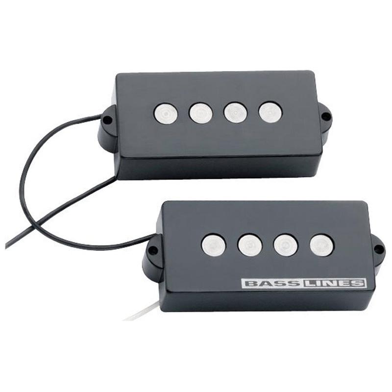 Seymour Duncan SPB-2 Hot for P-Bass Bass Replacement Pickup 11402-05