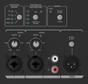Mackie SRM-650 1600W 15'' Powered Loudspeaker