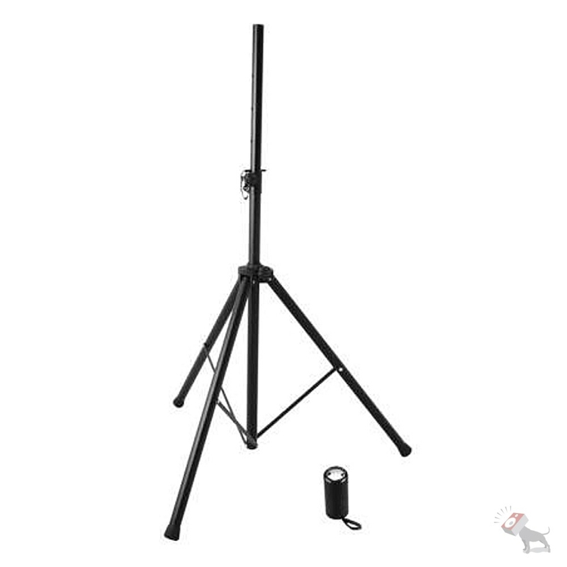 On-Stage Stands SS7725 All-Steel Speaker Stand