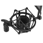 Nady SSPF 4 Large Microphone Spider Shockmount with Integrated Pop Filter