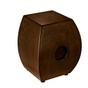 Meinl Percussion SUBCAJ8VWB-M Jumbo Arch Bass Cajon - Vintage Wine Barrel