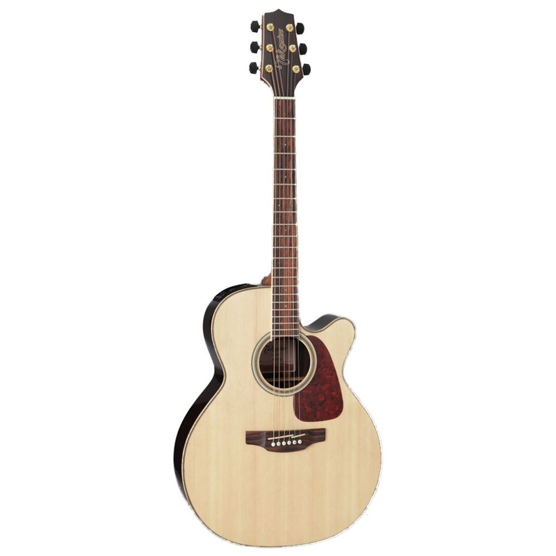 Takamine GN93CE-NAT Nex Cutaway Acoustic-Electric Guitar, Natural (B-Stock)