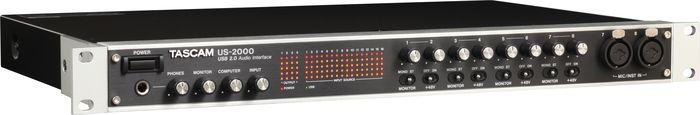 Tascam US-2000 USB Audio Interface US2000