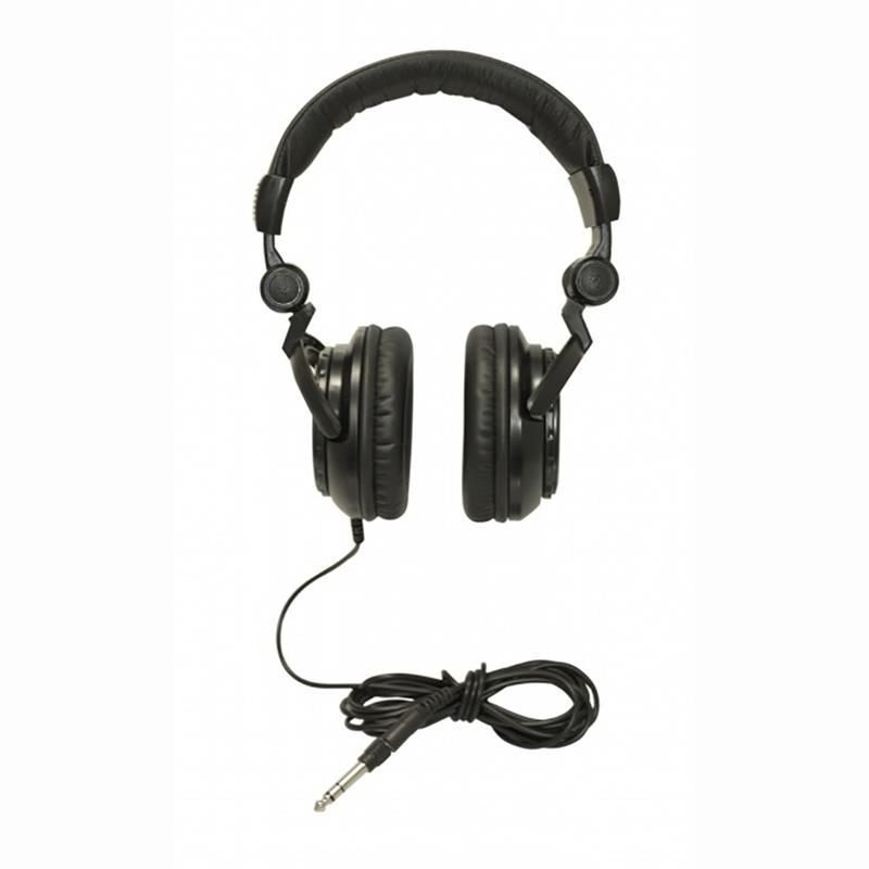 Tascam TH-02B Headphones Black