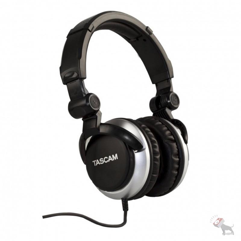 TH-2000 Pro-Grade Headphones Black