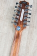 Takamine GD30CE-12BSB 12-String Acoustic Electric Guitar, Brown Sunburst