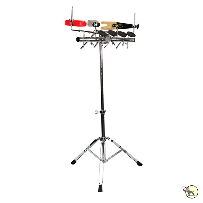 Tycoon Percussion TRR-FS4 Rhythm Rack 4 Paddles