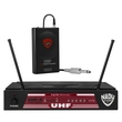 Nady UHF-4 GT Wireless Instrument / Guitar System with True Diversity; Channel 16