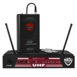 Nady UHF-4 GT Wireless Instrument / Guitar System with True Diversity; Channel 17