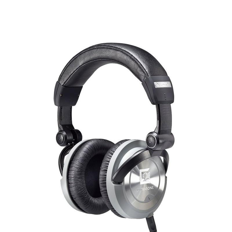 Ultrasone PRO-550I Closed Stereo Headphones