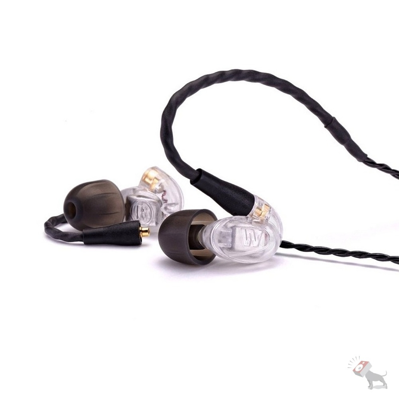 Westone UM PRO 10 In-Ear Monitor Audiophile Earphones (Clear)