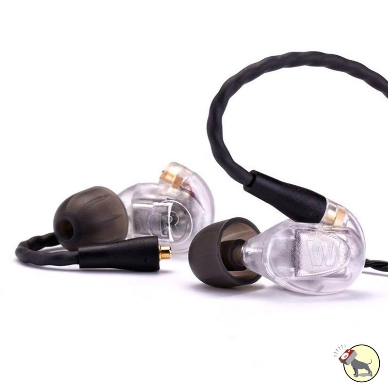Westone UM PRO 50 Signature Series In-Ear Monitor Earphones