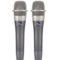 2-Pack of Blue Microphones enCORE 100 Dynamic Handheld Microphones