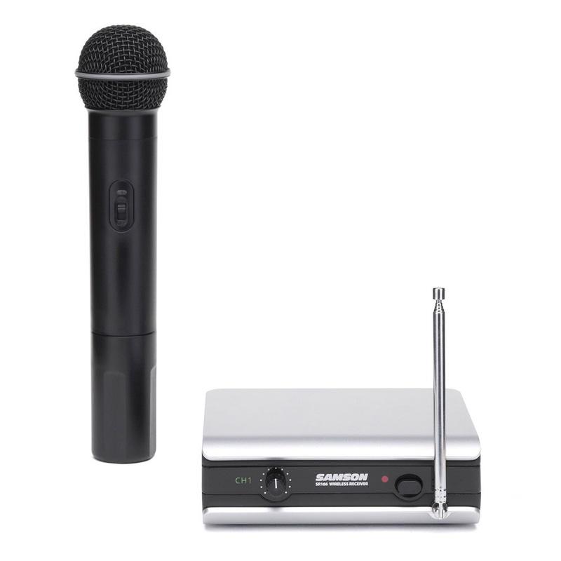 Samson v166 SHT6U-20 Handheld Wireless System