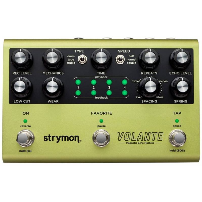 Strymon Engineering Volante Magnetic Echo Machine