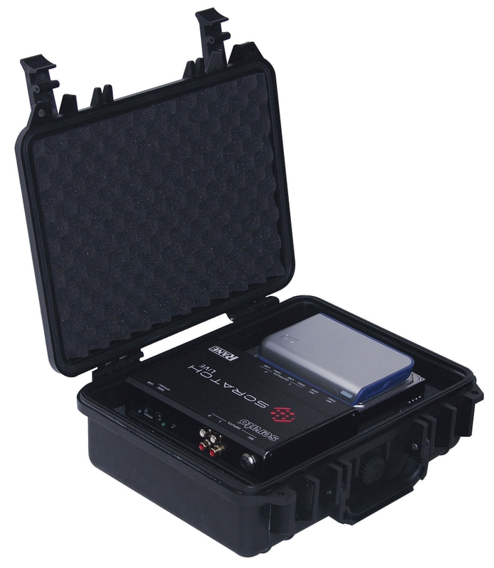 Odyssey Vulcan VUS Water Proof Impact Resistant Utility Case - Small