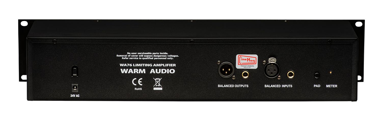 pitbull audio warm audio wa76 discrete fet compressor b stock. Black Bedroom Furniture Sets. Home Design Ideas