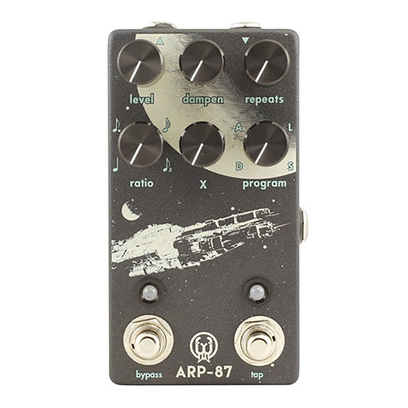Walrus ARP-87 Multi-Function Delay Guitar Effects Pedal
