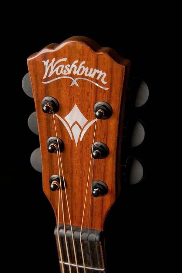 pitbull audio washburn comfort series wcg55ce grand auditorium acoustic electric guitar. Black Bedroom Furniture Sets. Home Design Ideas