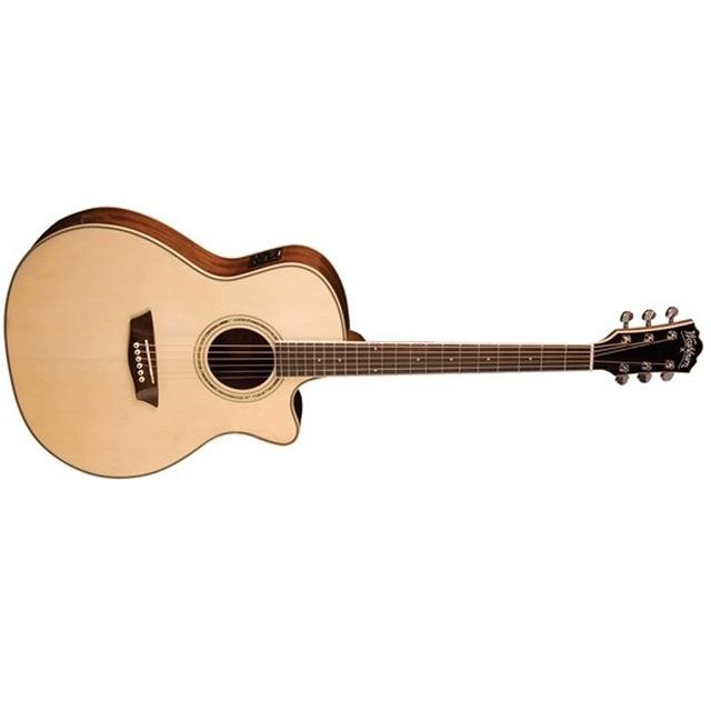 Washburn WCG18CE Comfort Series Acoustic-Electric Guitar