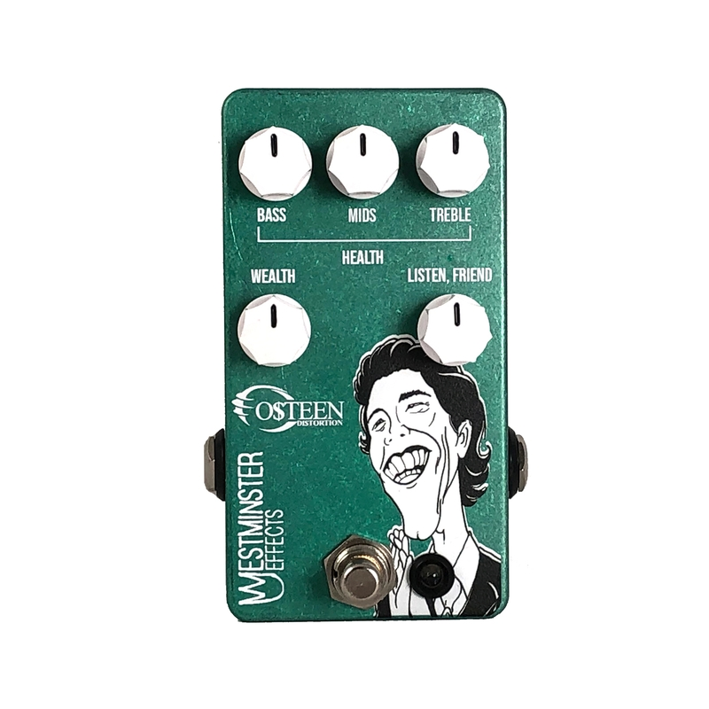 Westminster Effects Osteen Distortion V2 Pedal