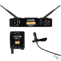 Line 6 XD-V75L Professional Digital Wireless Lavalier Microphone System