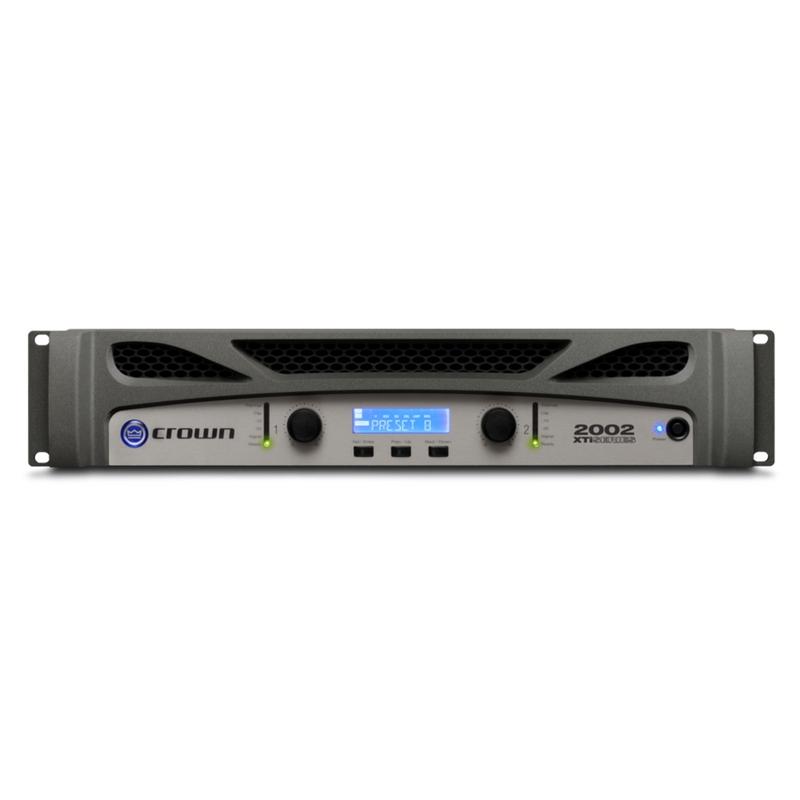 Crown XTI 2002 Digital Power Amplifier