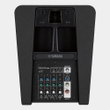 Yamaha StagePAS 1K Portable PA System, 1000 Watts, Built-In 5 Channel Mixer