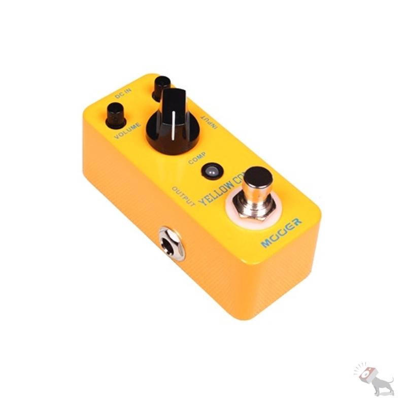 Mooer Yellow Comp Guitar Pedal