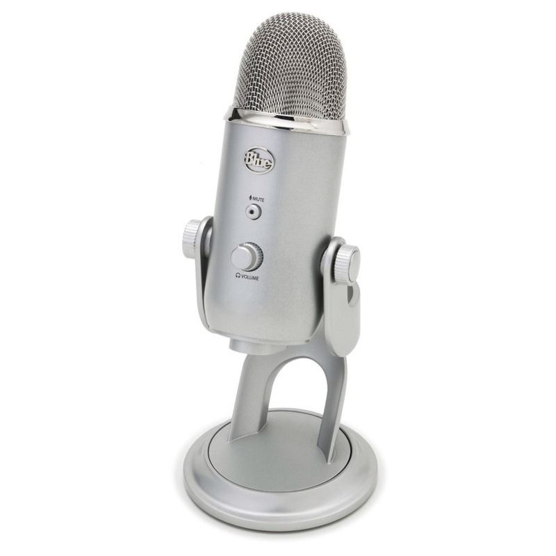 Blue Microphones Yeti All Purpose USB Recording Microphone