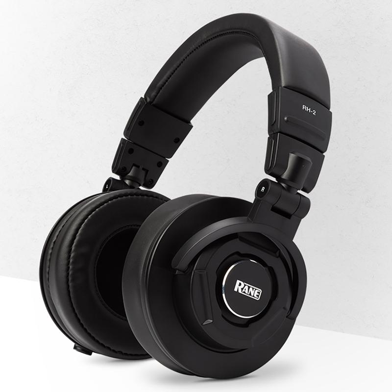 Rane RH-2 50mm Over-Ear Monitoring Headphones
