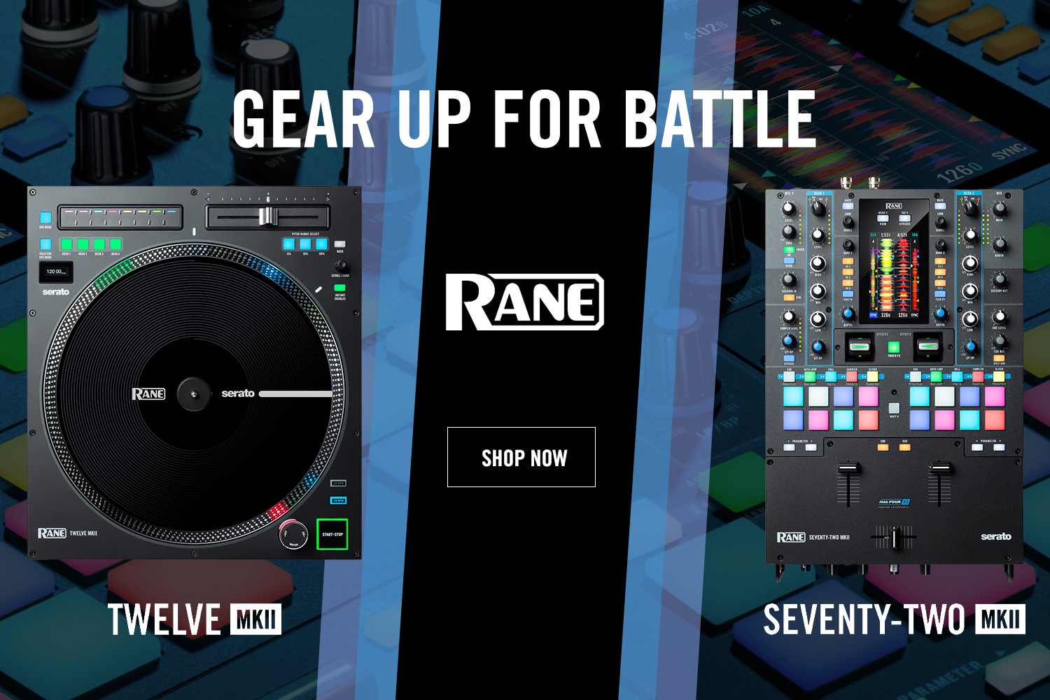 Rane New Products Mobile