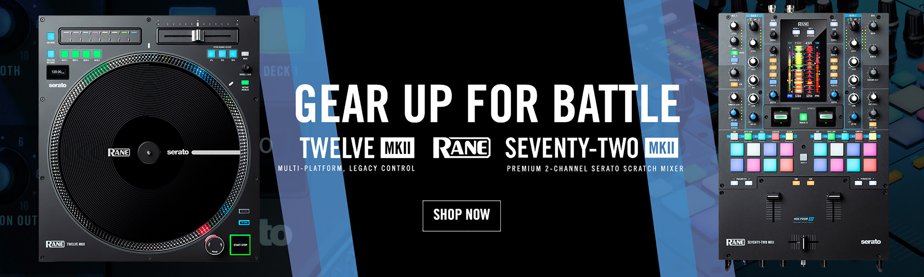 Rane New Products